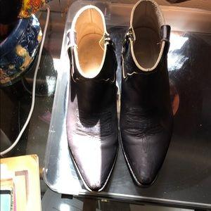 Anine Bing Axel boots black